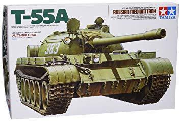 Soviet Tank T 55