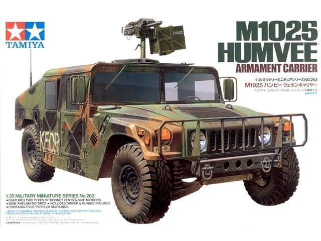M1025 Humvee Armament Carrier