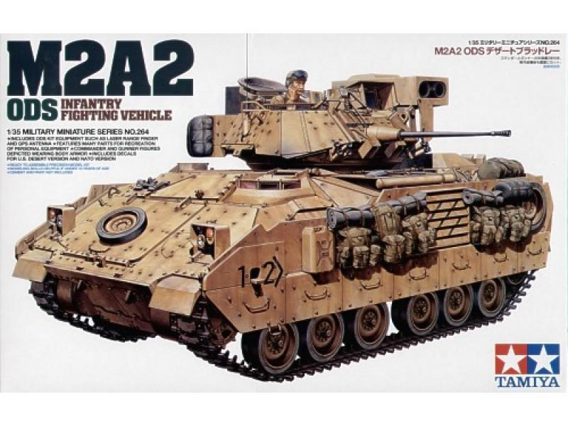M2A2 Bradley ODS IFV  Iraq 03