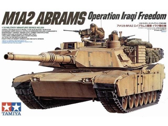M1A2 Abrams OIF