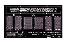 Challenger 2 Photo-etched part