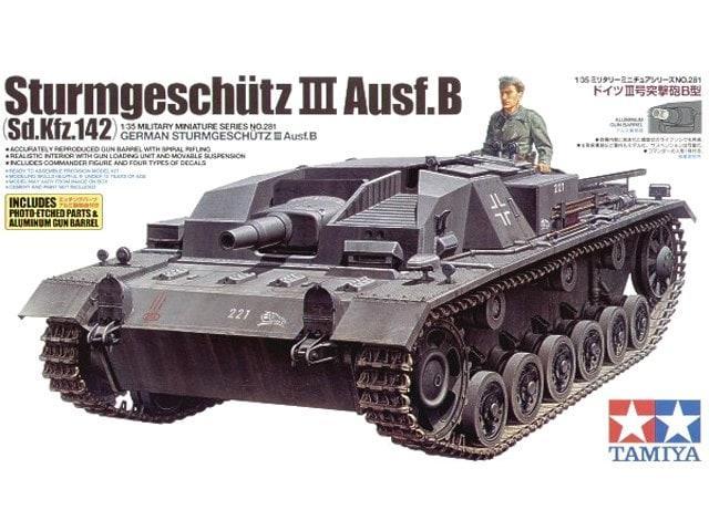 Sturmgesshutz III Ausf B