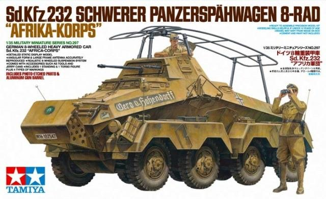 Sd.Kfz.232 Africa Corps