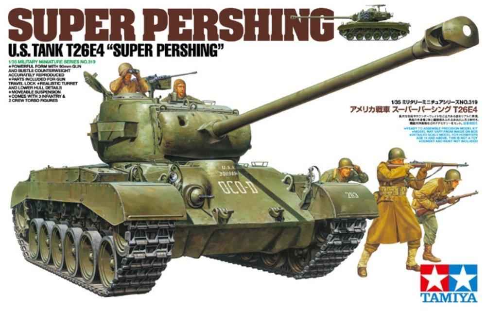 T26E4 Pershing