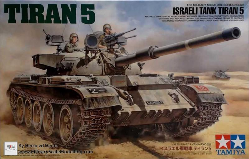 Israeli Tiran 5