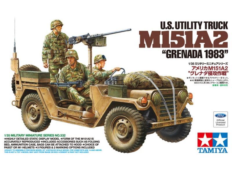 M151 A2 Jeep Grenada 1983