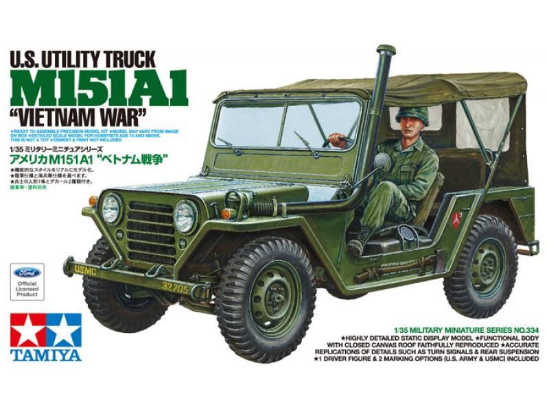 M151 A1 Jeep Vietnam