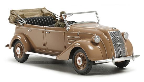 1/35 Toyota Model AB Phaeton