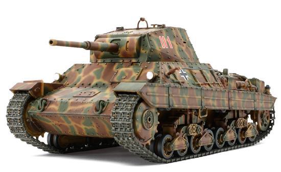 1/35 Italien Heavy Tank P40  LTD
