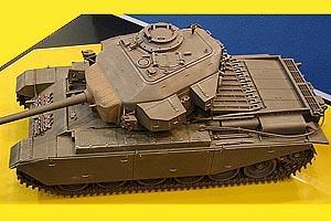 1/25 British Army Centurion MK III  LTD