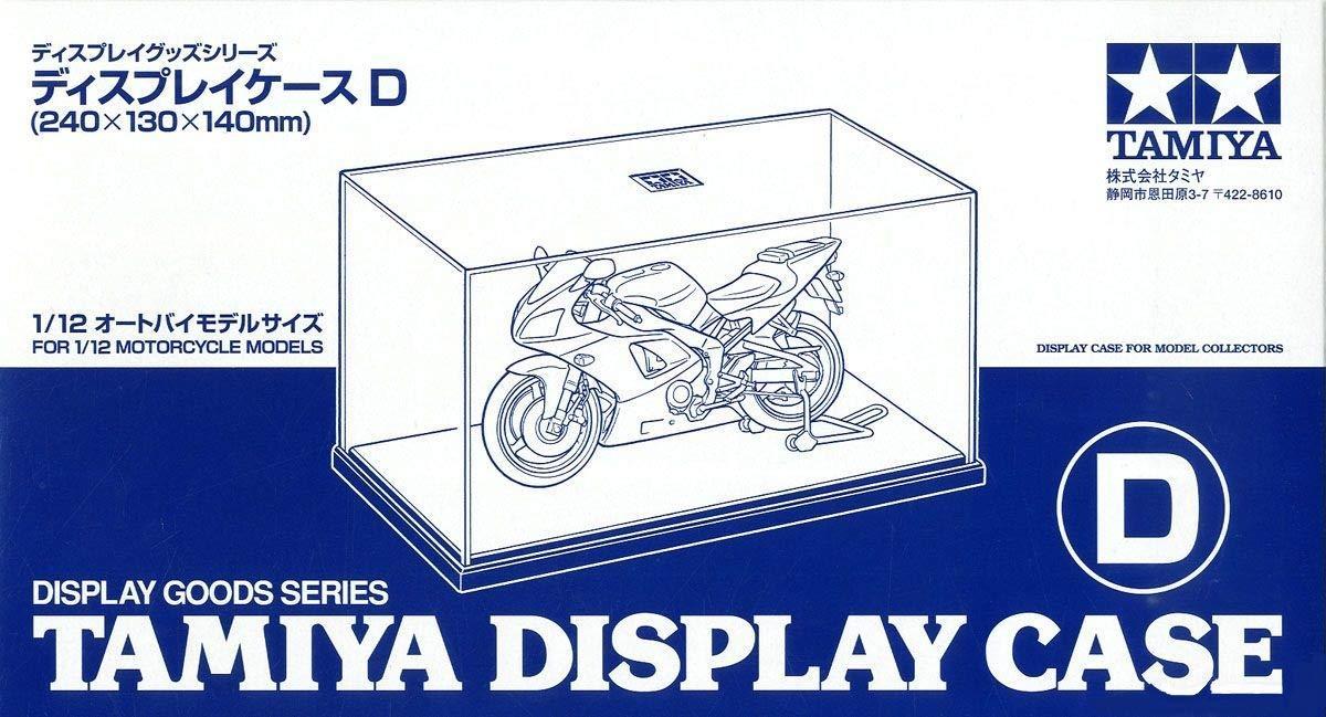 Display Case D 1/12 bikes