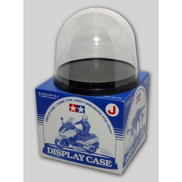 Display Case J - Dome Type