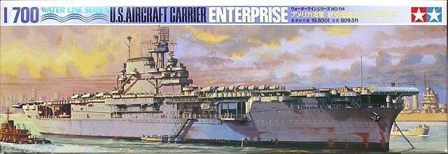 Enterprise Aircraft Carrier  (U.S.)