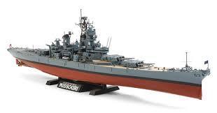 USS Missouri 1991