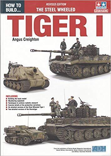 How to Build Tamiya's Tiger Book