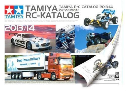 Tamiya RC Catalogue 2014/15
