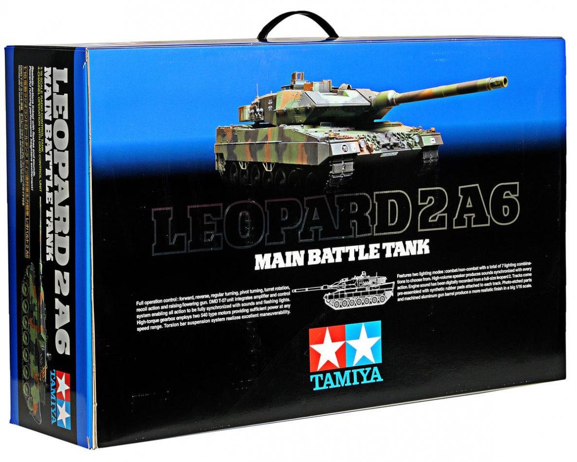 R/C 1/16 Leopard w Special Option Kit