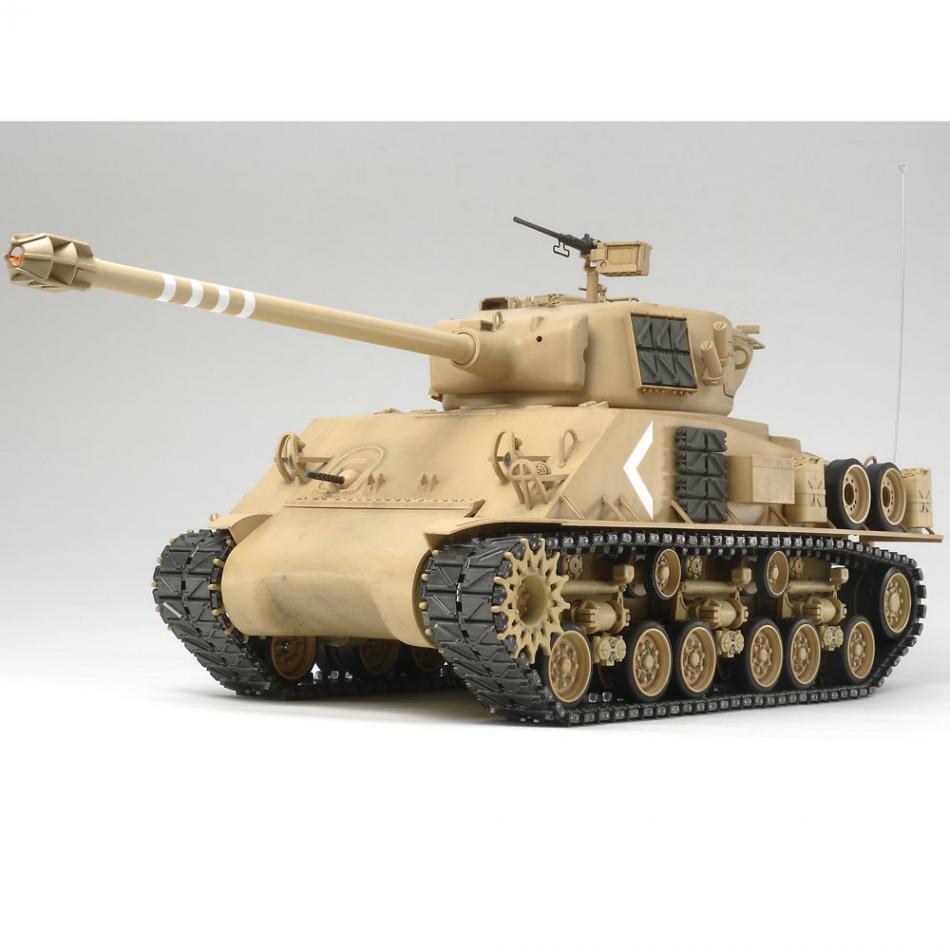 R/C M51 Super Sherman full option