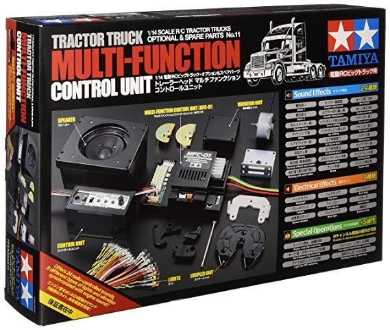 US Tractor truck Multi Function Control