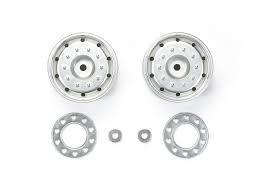 Plated Wheels 30mm Hex Matt