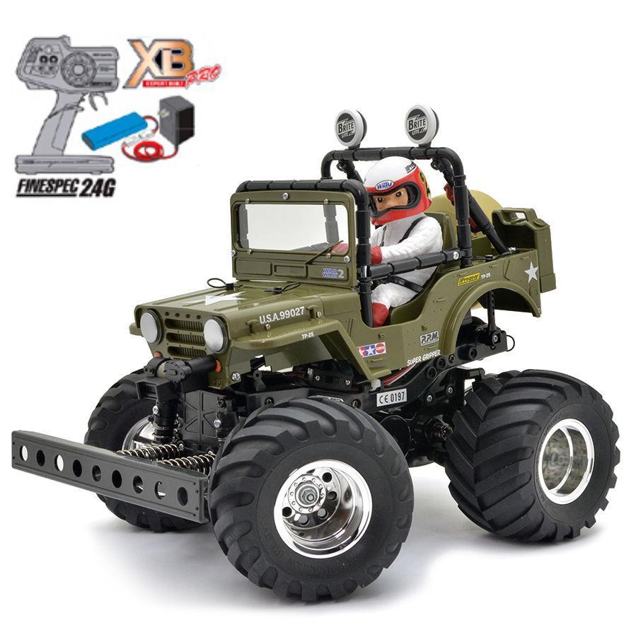 XB Wild Willy 2.4ghz