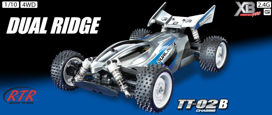 1/10 XB Dual Ridge (TT-02B)