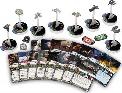 Star Wars Armada: Rogues and Villains Expansion Pack
