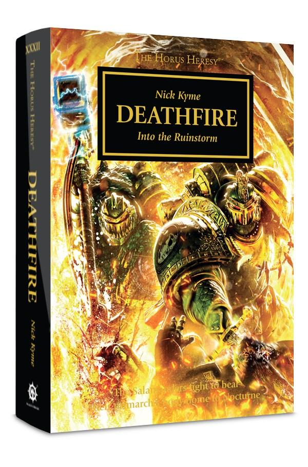 Horus Heresy: Deathfire (A4 Hardback)