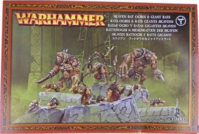 Skaven Rat Ogres And Giant Rat Skaven Element Games