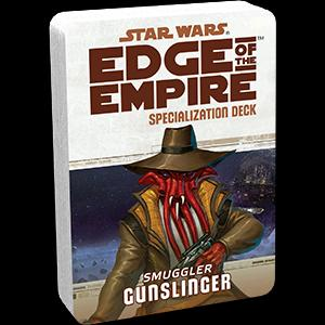 Gunslinger Specialization Deck: Edge of the Empire