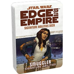Smuggler Specialization Deck: Edge of the Empire