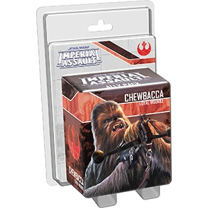 Chewbacca Ally Pack: Star Wars Imperial Assault
