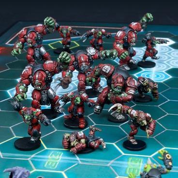 Greenmoon Smackers - Marauder Team (New Version)