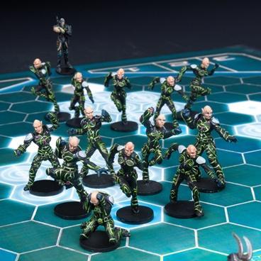 Shan-Meeg Starhawks - Asterian Team New Version