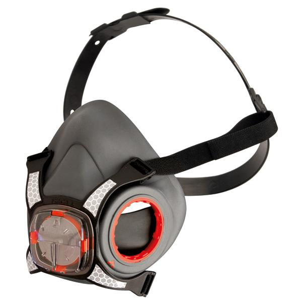 Force 8 Half-mask Twin Respirator (Mask only)