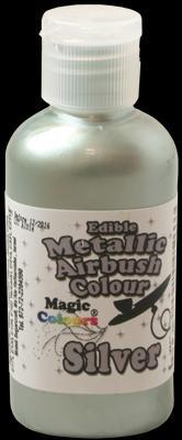 Magic Colours Metallic Silver (55ml)