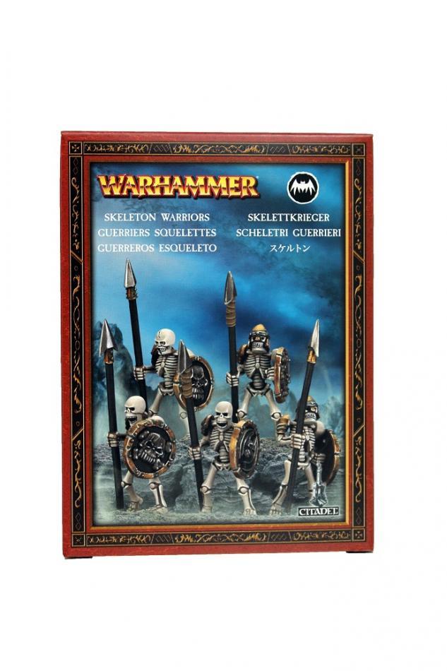 Skeleton Warriors Mini-set