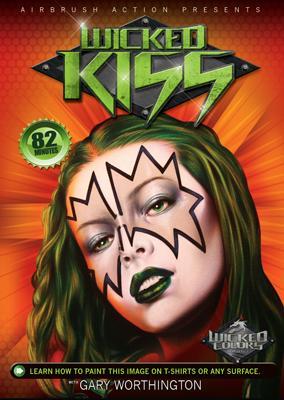 Gary Worthington Wicked Kiss