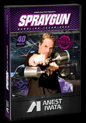 Kevin Tetz Spaygun Handling Techniques (DVD)
