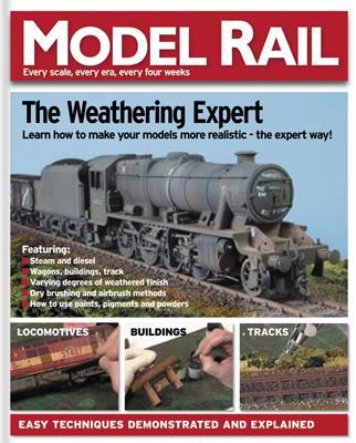 George Dent ModelRail WeatheringExpert(DVD)