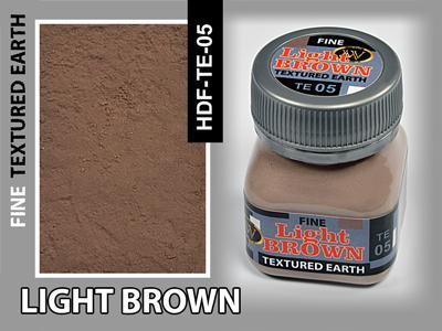 Wilder Light Brown Fine Texturing Earth