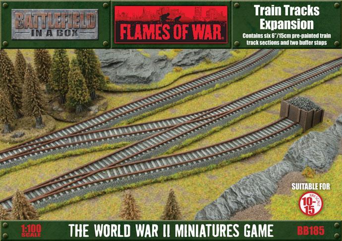 Train Tracks Expansion