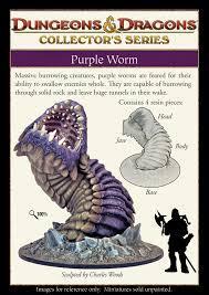 D&D Purple Worm