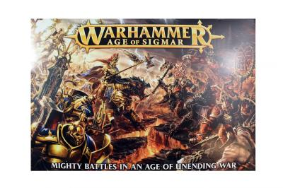 Warhammer: Age of Sigmar Starter Set (English)