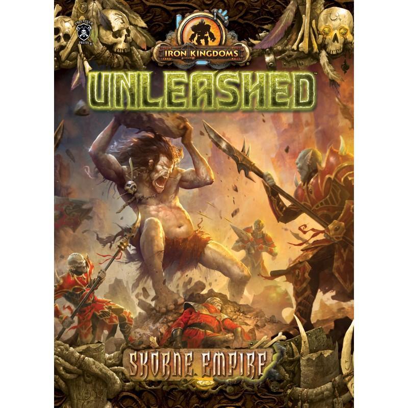 IK Unleashed RPG - Skorne Empire