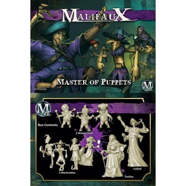 Collodi Crew Box - Master of Puppets