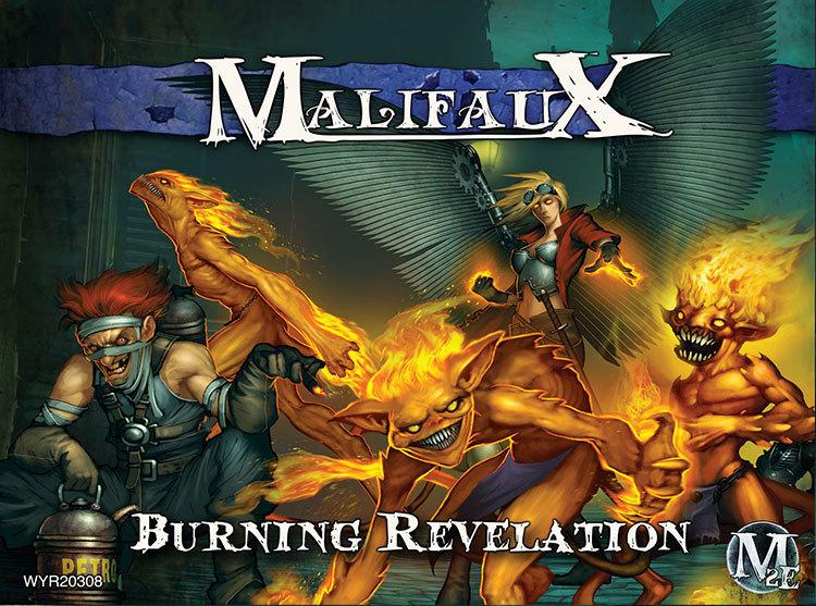Kaeris Crew Box - Burning Revelation