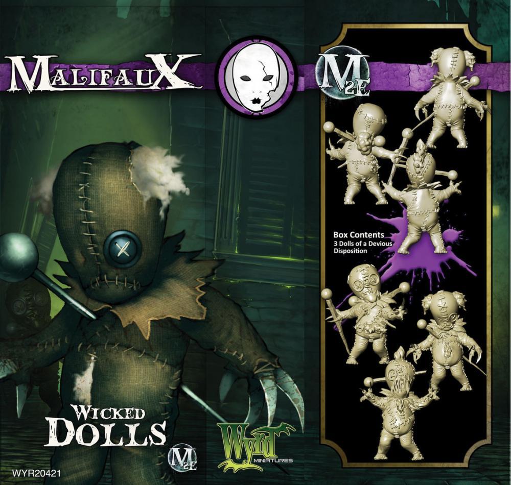 Wicked Dolls