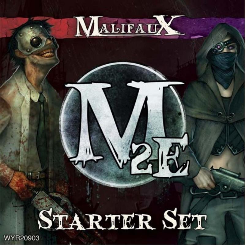 Malifaux 2nd Edition Starter Set (2 Crews+decks etc)