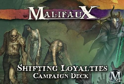 Shifting Loyalties Campaign Deck